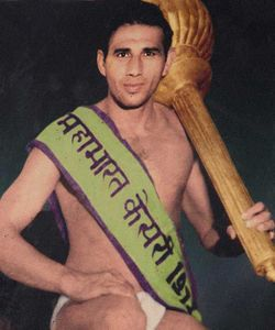 Chandgiram as Mahabharat Kesari.jpg